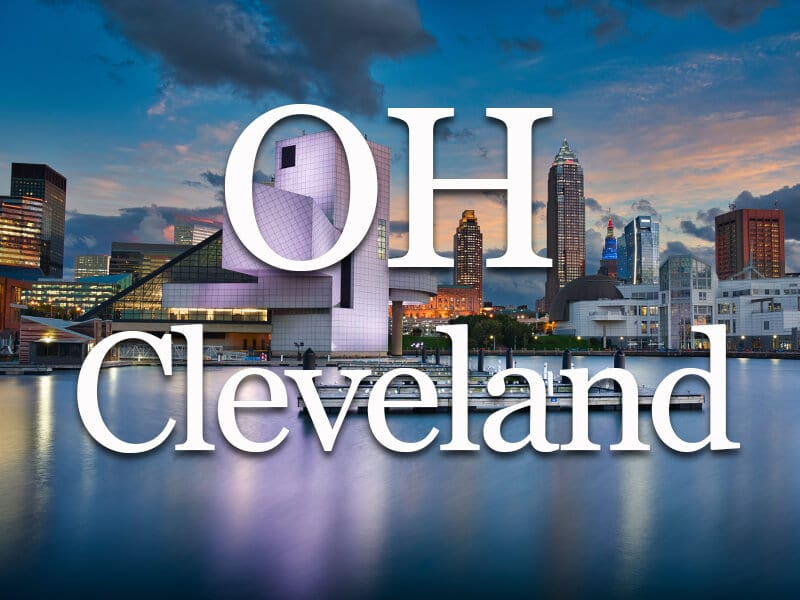 Cleveland corporate event services