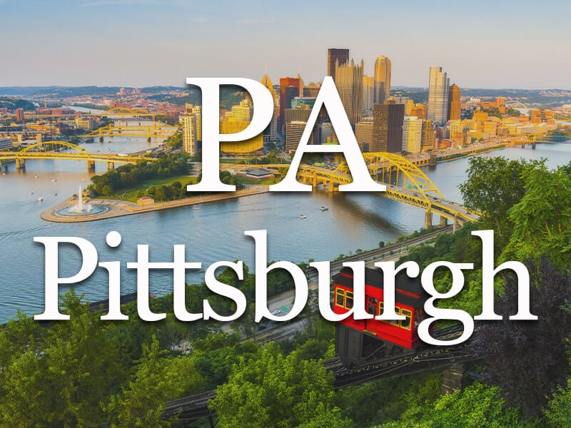 Pittsburgh corporate event services