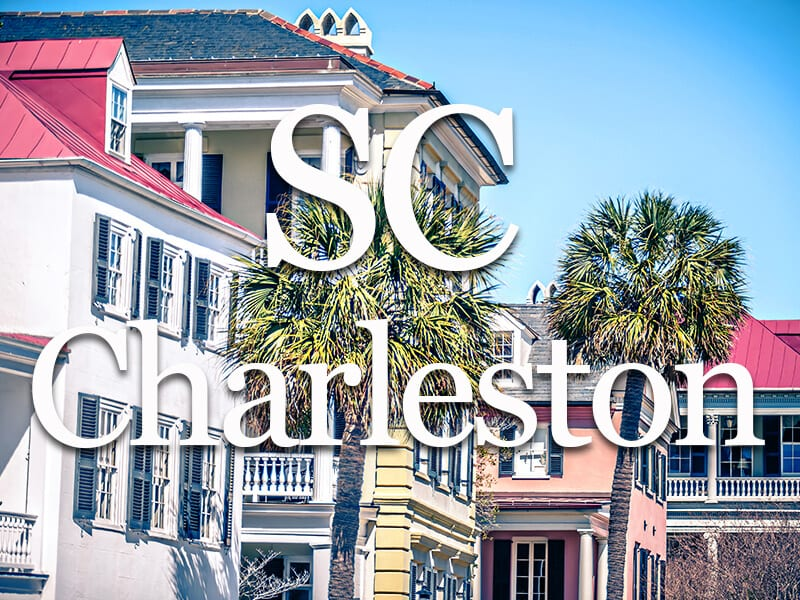 Charleston corporate event services